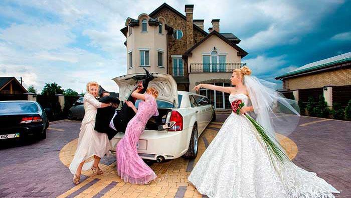 Коттедж для свадьбы